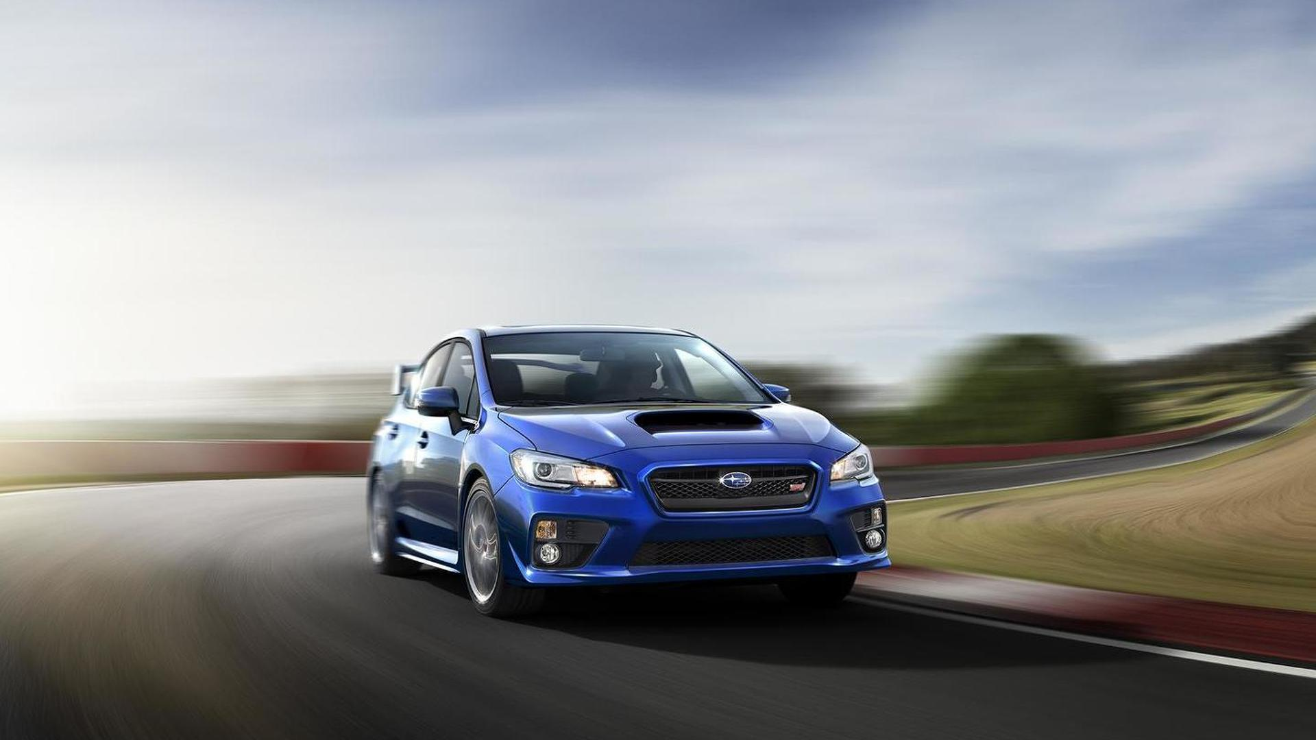 2017 subaru wrx wrx sti priced from 26 695. Black Bedroom Furniture Sets. Home Design Ideas