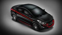 Hyundai Elantra restyled by DC Design
