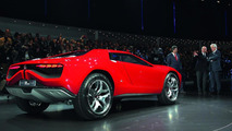 Italdesign Giugiaro Parcour at 2013 Geneva Motor Show