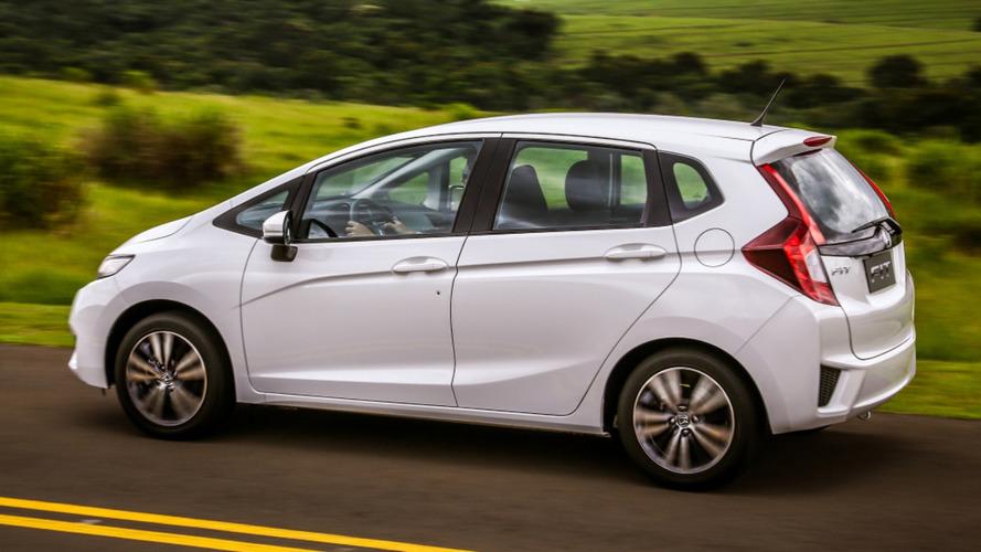 Honda Fit com R$ 5 milhões em multas é apreendido em SP