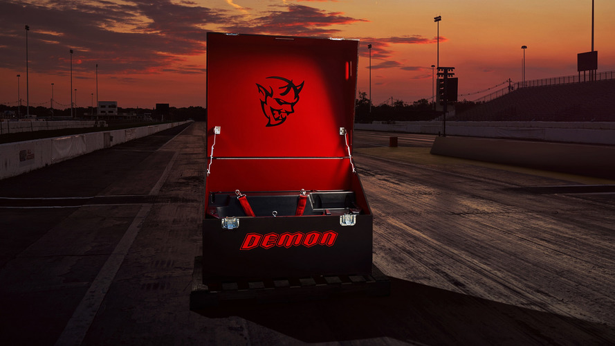 Dodge Challenger SRT Demon wants to possess you at the street or strip