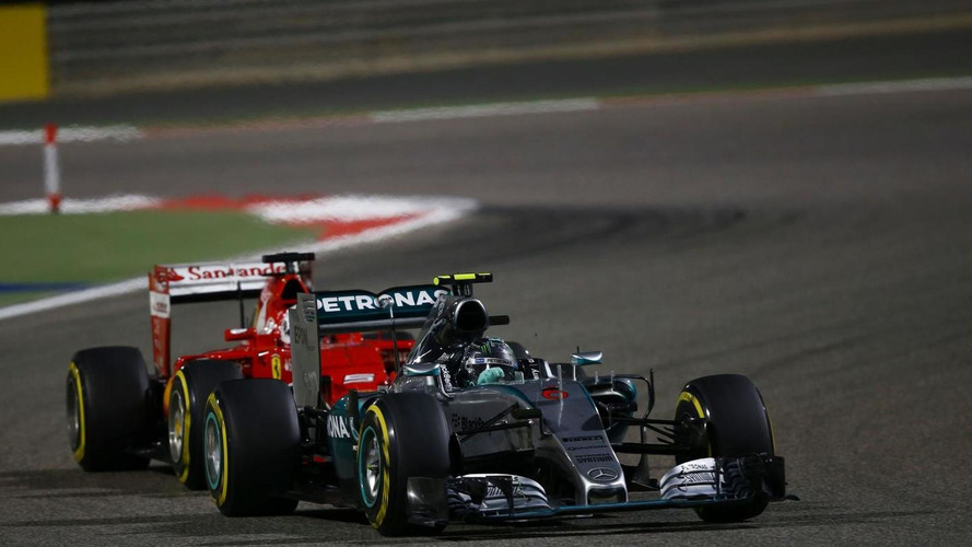 Catching Mercedes will take 'a while' - Vettel