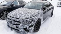 2017 Mercedes-AMG E63 spy photo