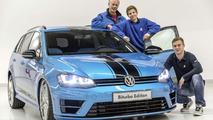Volkswagen Golf Variant Biturbo Edition bows at Wörthersee