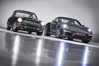Wheels Wallpaper: 50 Years of Porsche 911