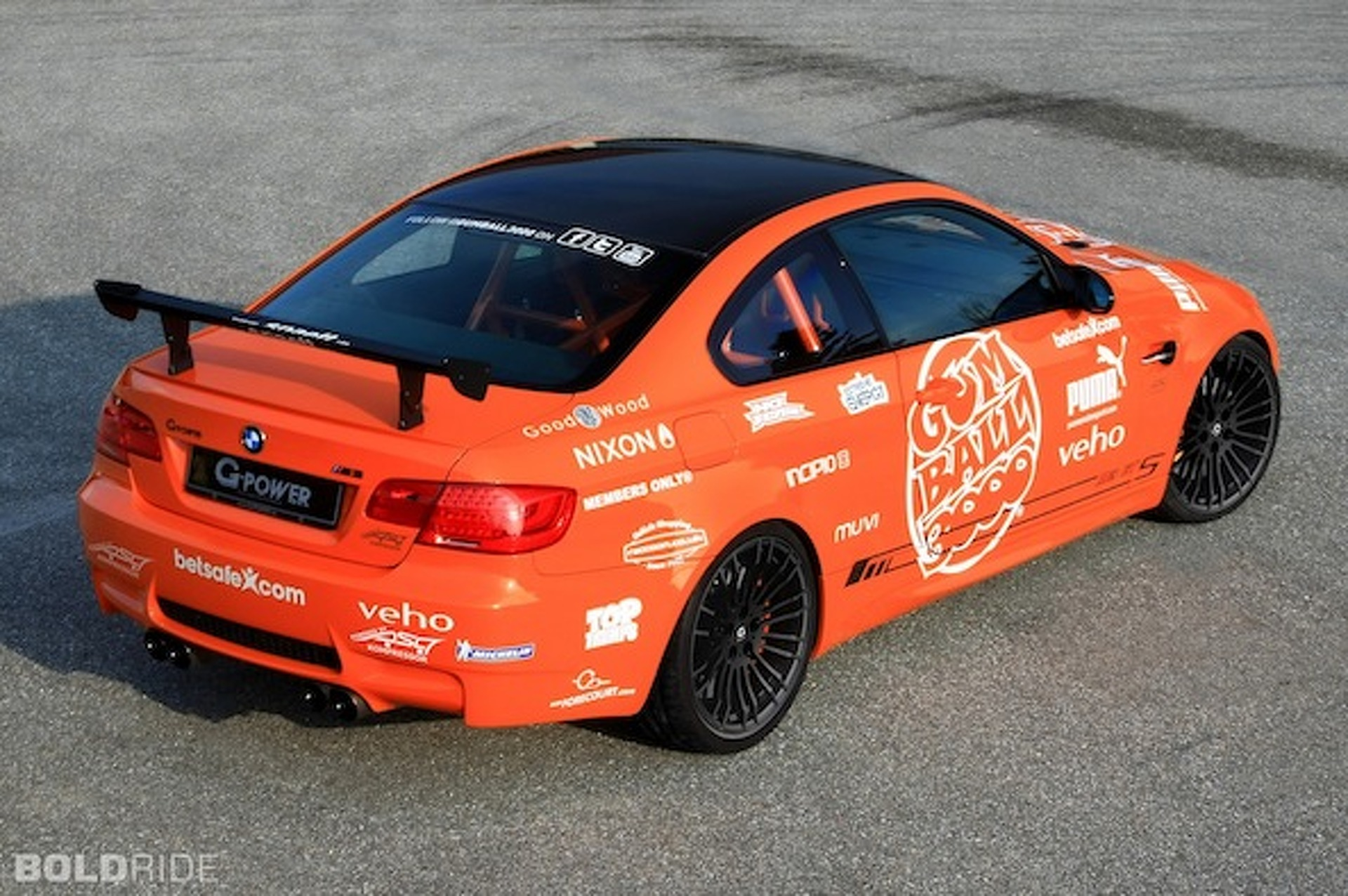 G-Power Charges Up the M3 GTS