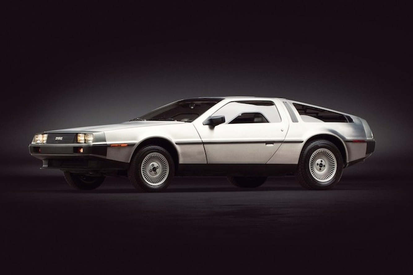 Buy This 1981 DeLorean and Head Back to The Future