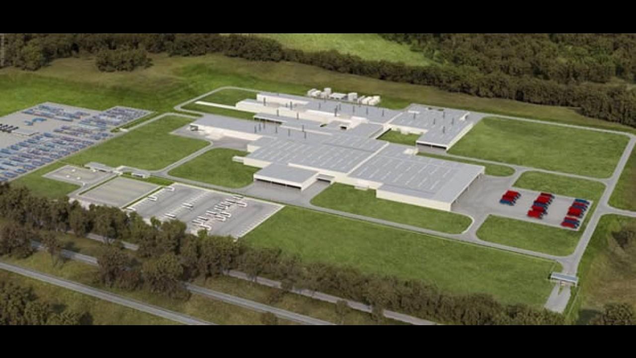 Toyota oficializa fábrica no Brasil - Compacto nacional chega em 2012