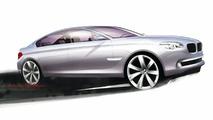 Radical BMW 7 Series Sketches Revealed