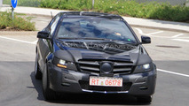 2012 Mercedes C-Class Coupe spy photos 20.07.2010