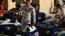 Schumacher not rejoining GPDA