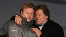 Haug's visit to see Raikkonen fires F1 rumours