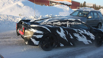 McLaren P11 Caught Winter Testing