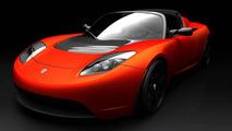 More Tesla Roadster Sport Images Released