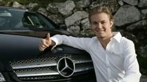 Rosberg to debut 2010 Mercedes car - boss