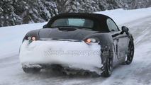 Porsche four-cylinder details emerge