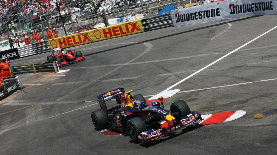 FIA installs higher kerbs for 2010 Monaco