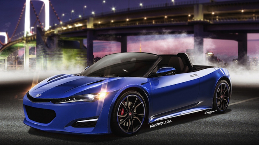 Honda Trademarks 'ZSX' Moniker For Future Hybrid Sports Coupe