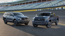 2018 Toyota Sequoia and Tundra TRD Sport