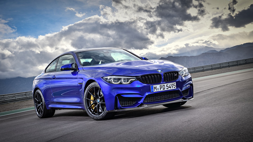BMW M4 CS Revealed: More Power, More Focus, Less Weight