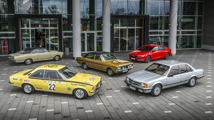 Opel Commodore Celebrates 50 Years