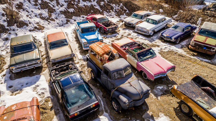 B.C. Man Selling Property With 300+ Cars, Asks For $1.45M
