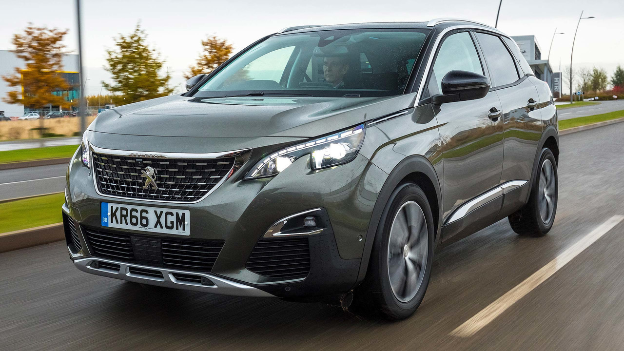 2017 Peugeot 3008 Review Practical Stylish And Good Value