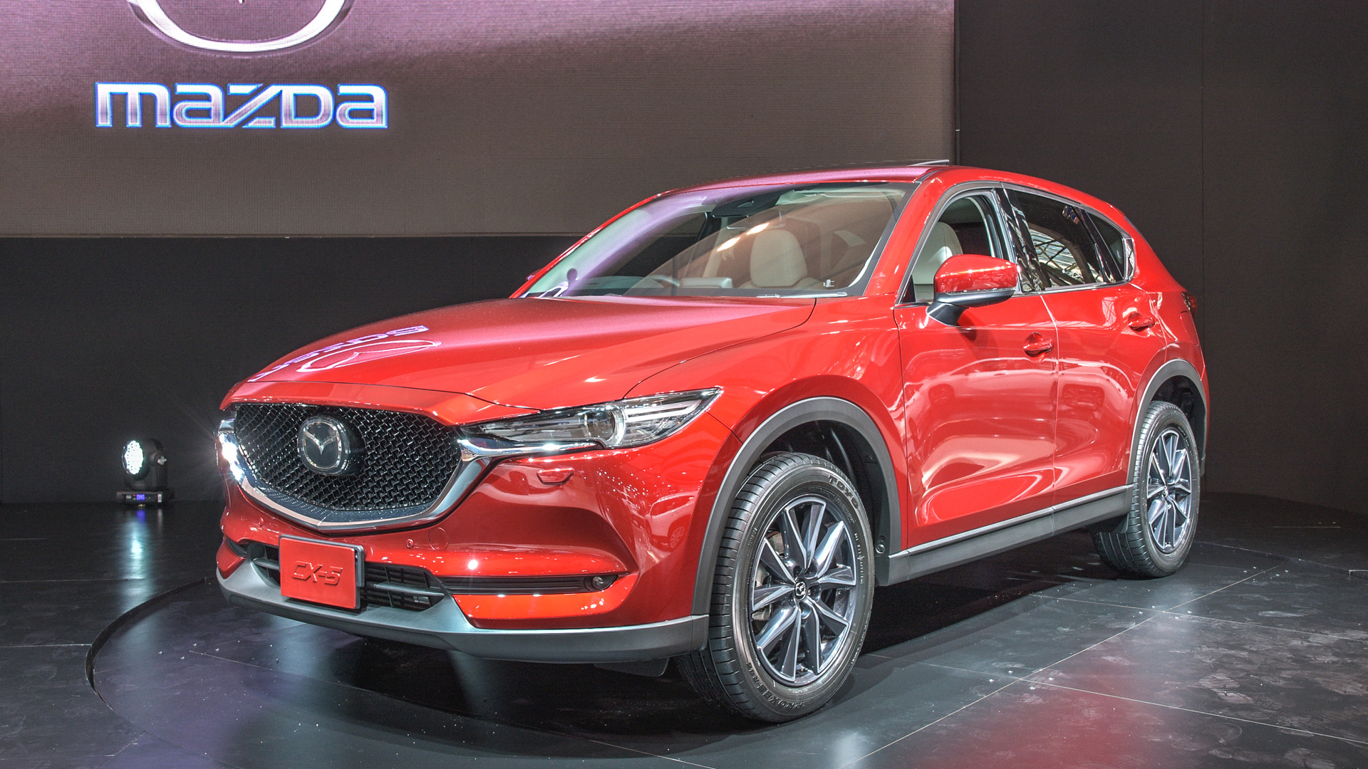 mazda cx 5 diesel nears canadian release makes stop at toronto show. Black Bedroom Furniture Sets. Home Design Ideas
