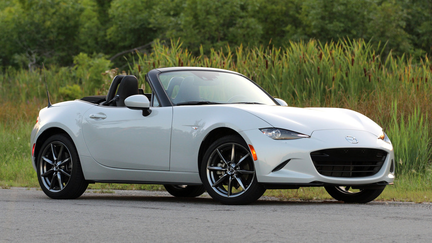 New Report Says 2019 Mazda MX-5 Miata Gets More Power, Features