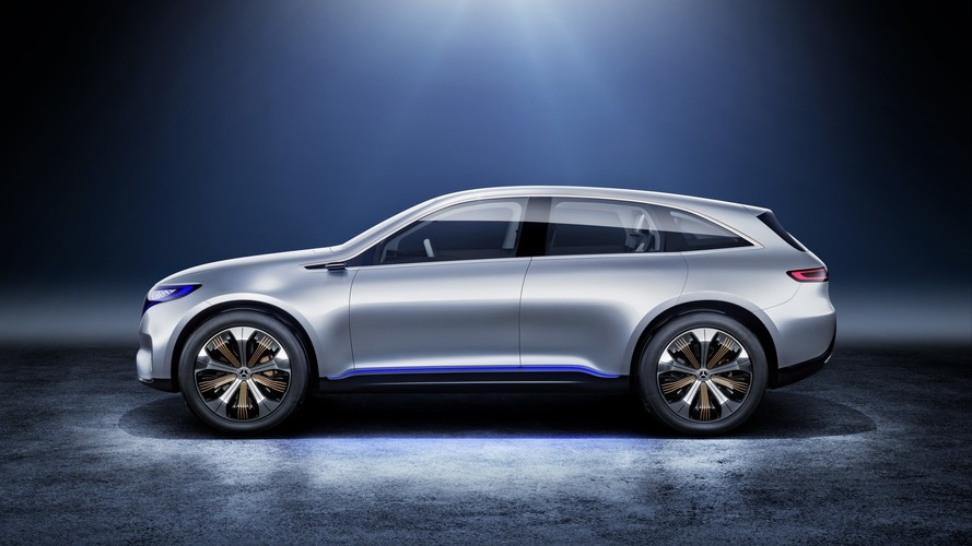 Mercedes Opens Reservations For Its All-Electric EQ Compact SUV
