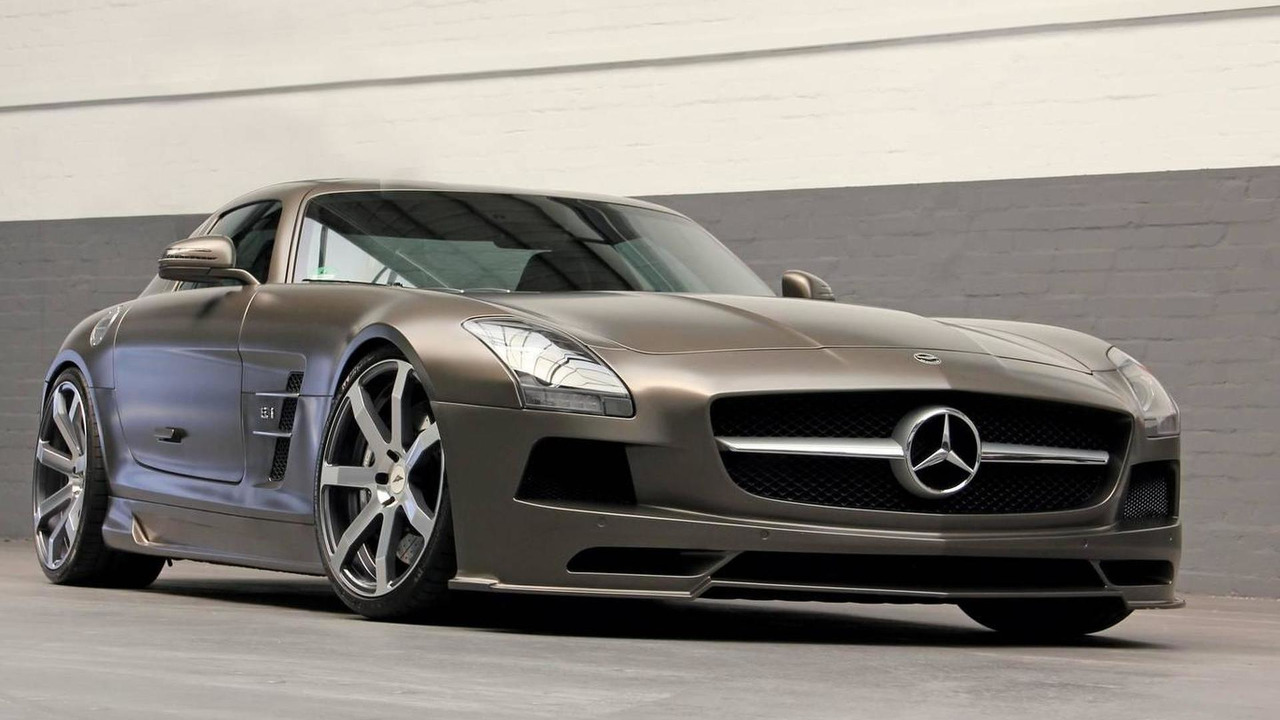 Mercedes-Benz SLS AMG by DD Customs