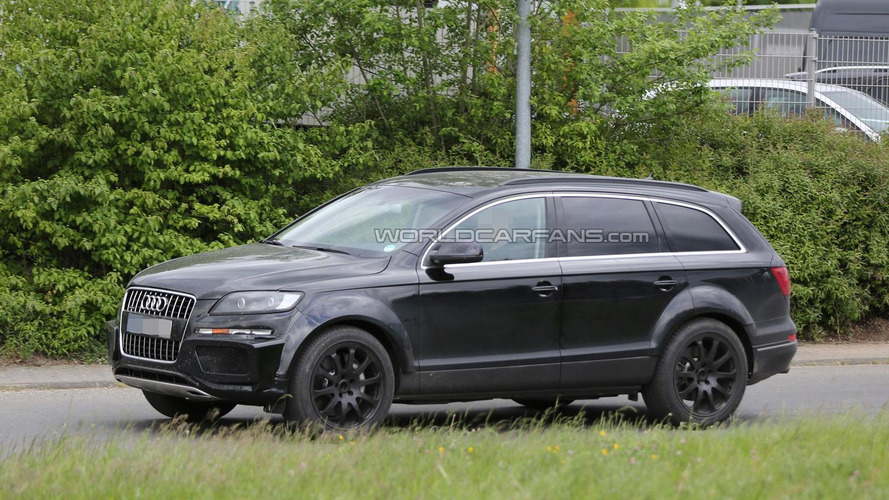 2016 Bentley crossover mule spied