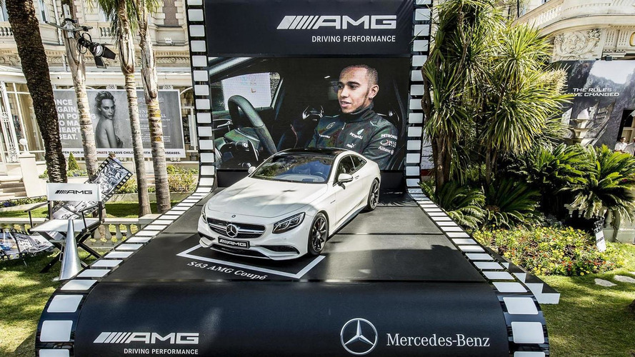 Mercedes S63 AMG Coupe to be auctioned at the Cannes Film Festival