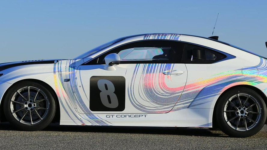 Lexus to tackle 2015 Pikes Peak with RC F GT concept