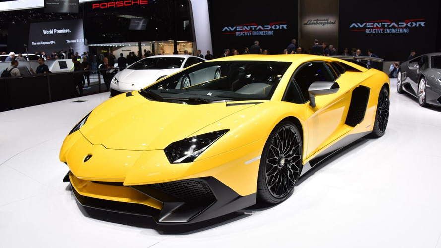 Lamborghini hints Centenario will actually be Aventador-based