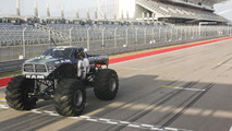 Behold the Raminator, the World's Fastest Monster Truck [video]