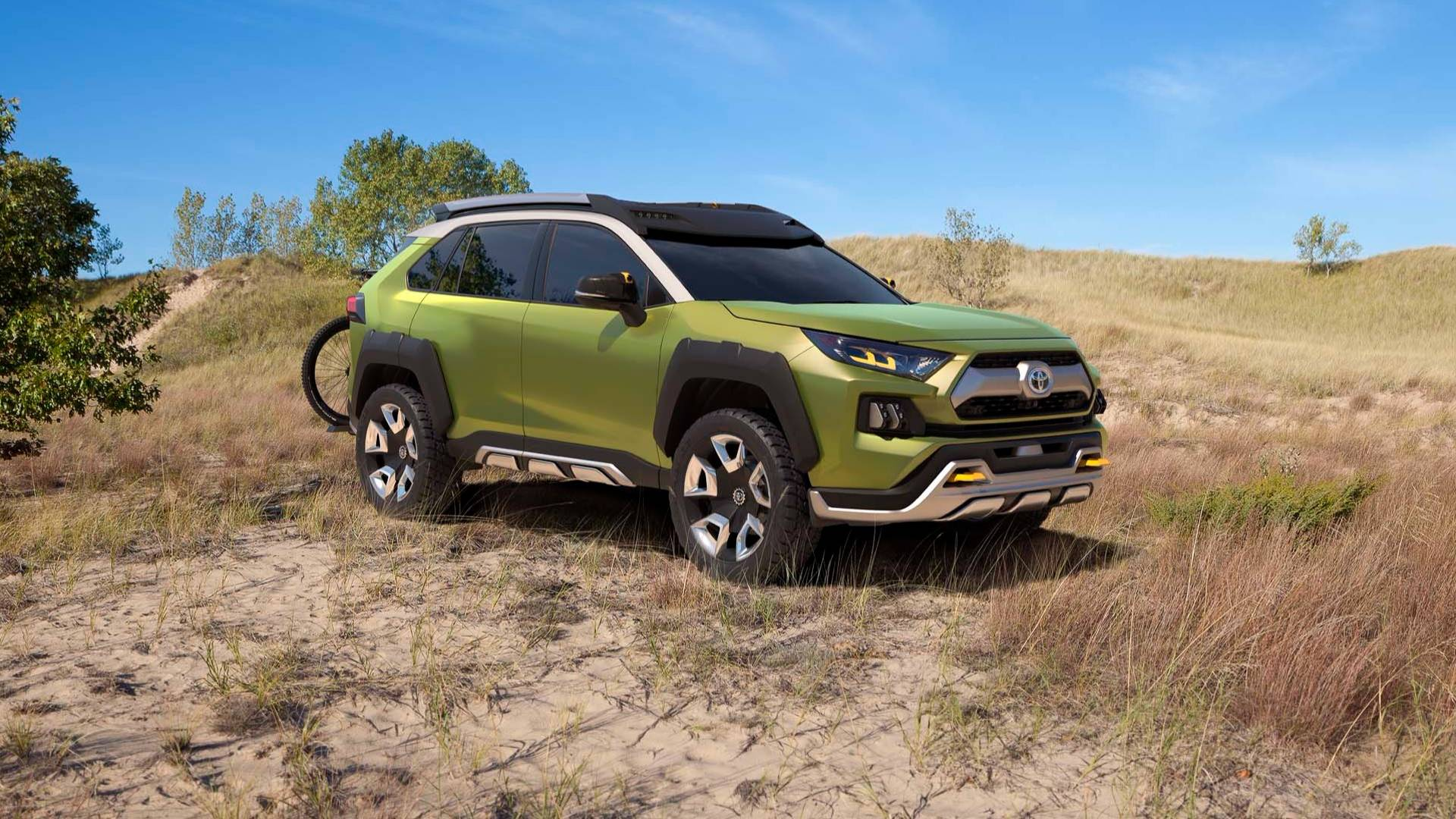 Toyota Announces New Small SUV With Optional AWD Is In The Works