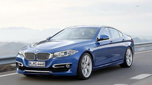2015 BMW 4-series Gran Coupe rendering