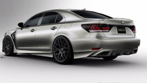 Lexus PROJECT LS F SPORT by Five Axis