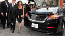 Clark Gregg And Jennifer Grey with With Acura TL 13.4.2012