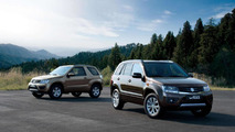 Refreshed Suzuki Grand Vitara launched at Moscow Motor Show