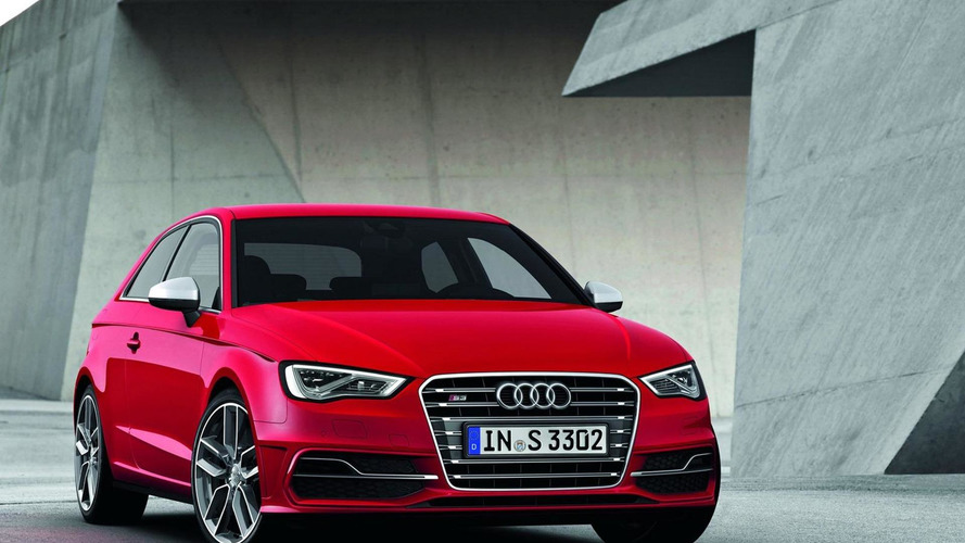 Audi S3 Sportback coming next year