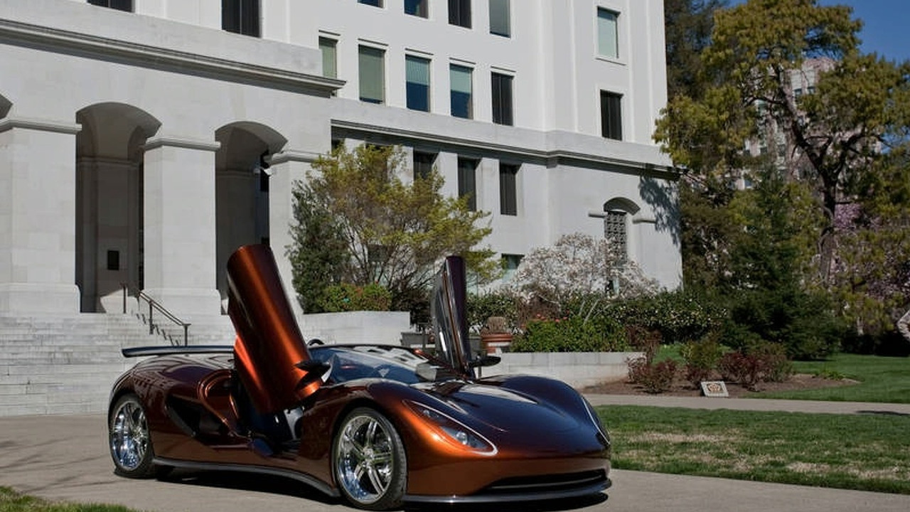 Ronn Motors Scorpion Supercar