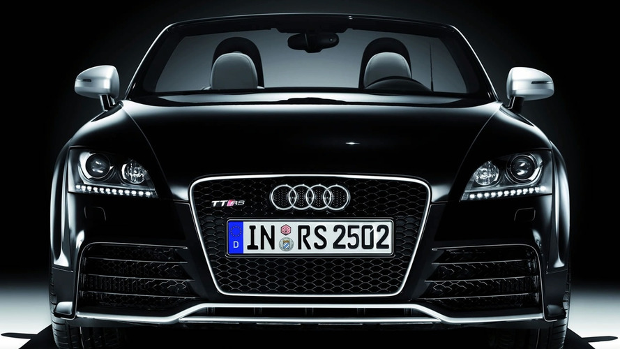 Audi TT RS World Debut in Geneva
