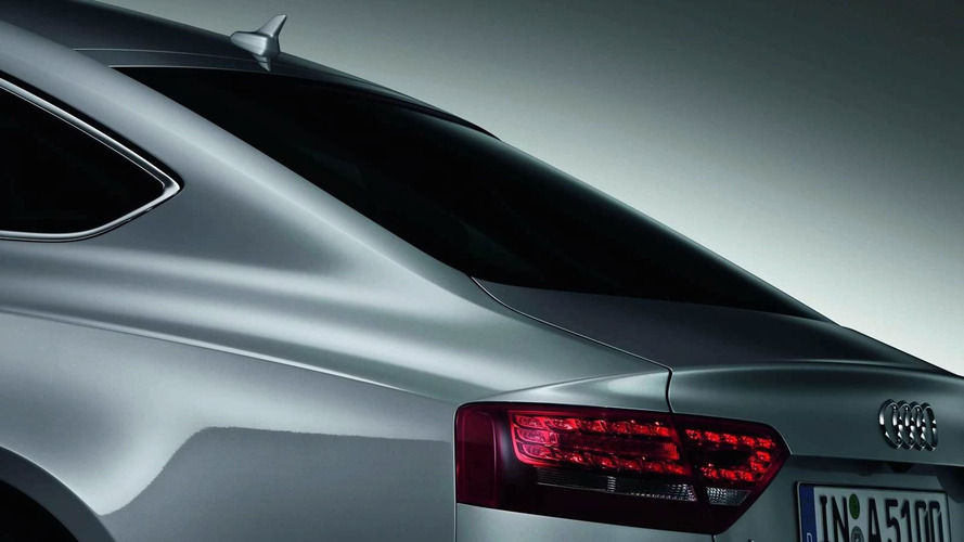 Audi A5 Sportback Teaser Photos, Video & Initial Details Released