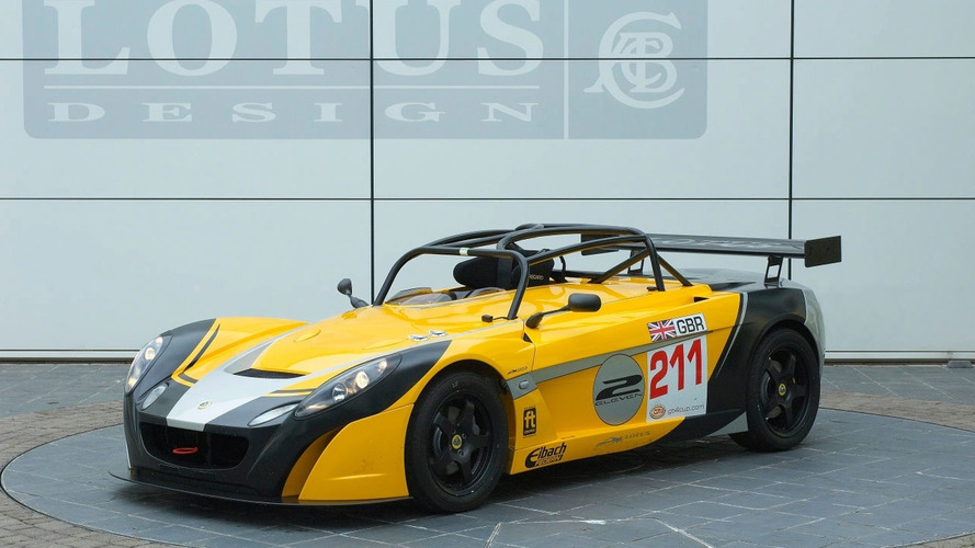 Lotus Sport 2-Eleven GT4 Race Car Released