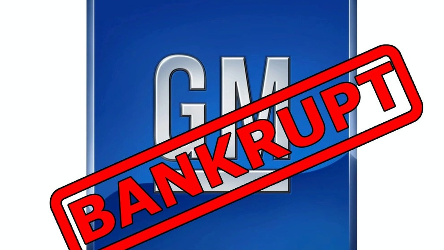 GM to File for Bankruptcy on Monday, U.S. will still Invest Additional $30 billion