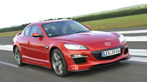 2010 Mazda RX-8 facelift officially announced for Europe