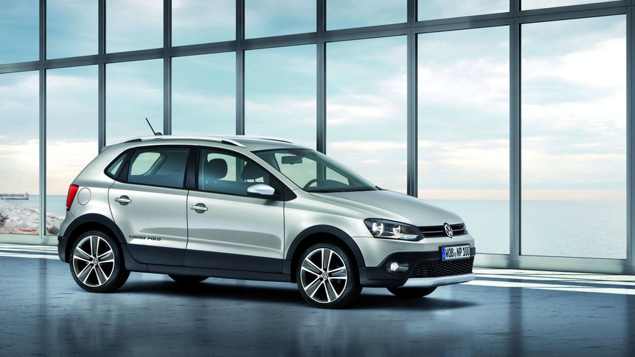 2011 VW CrossPolo Revealed - Available for Order in Germany