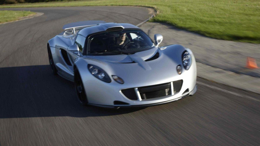 Hennessey Venom GT hits 265.7 mph, becomes faster than the Veyron Super Sport [video]